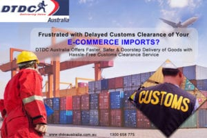 Import Clearance and Delivery Australia wide