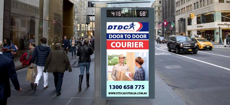 Courier To Dubai
