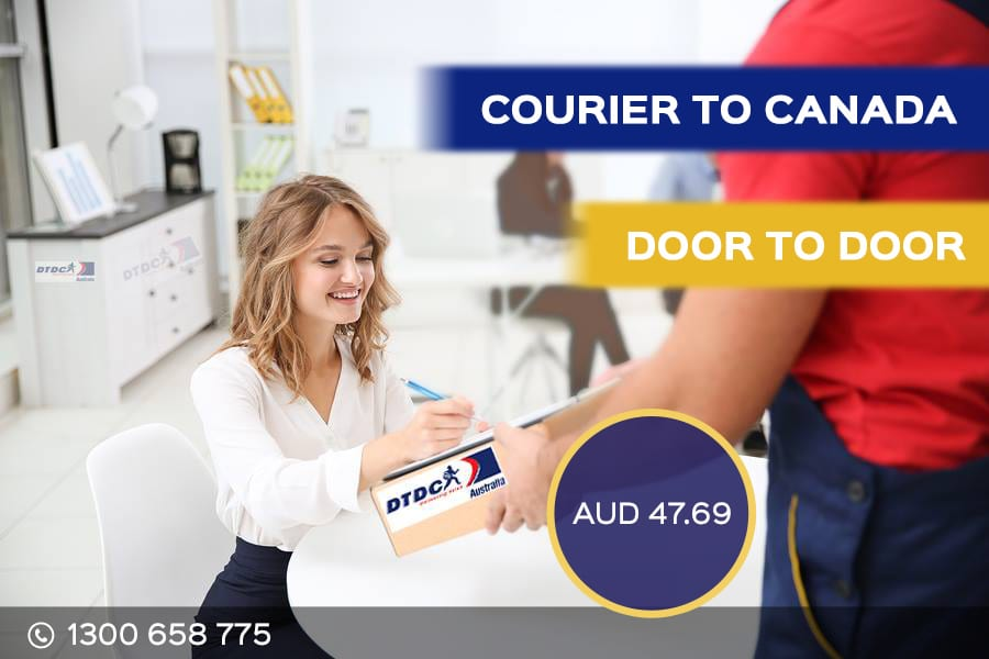 A Guide to Courier to Canada Services