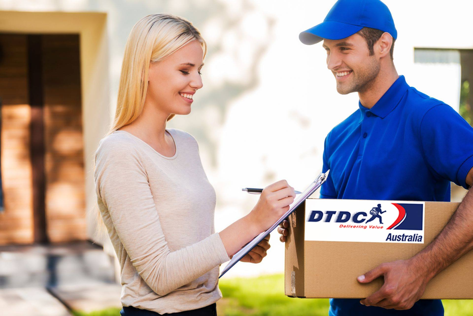Courier Service For Australia