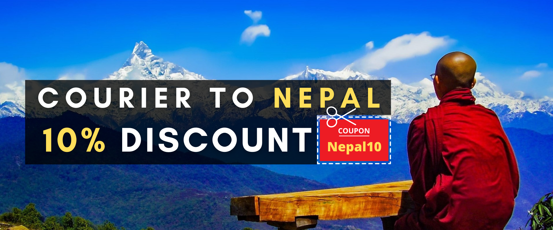 Courier To Nepal discount
