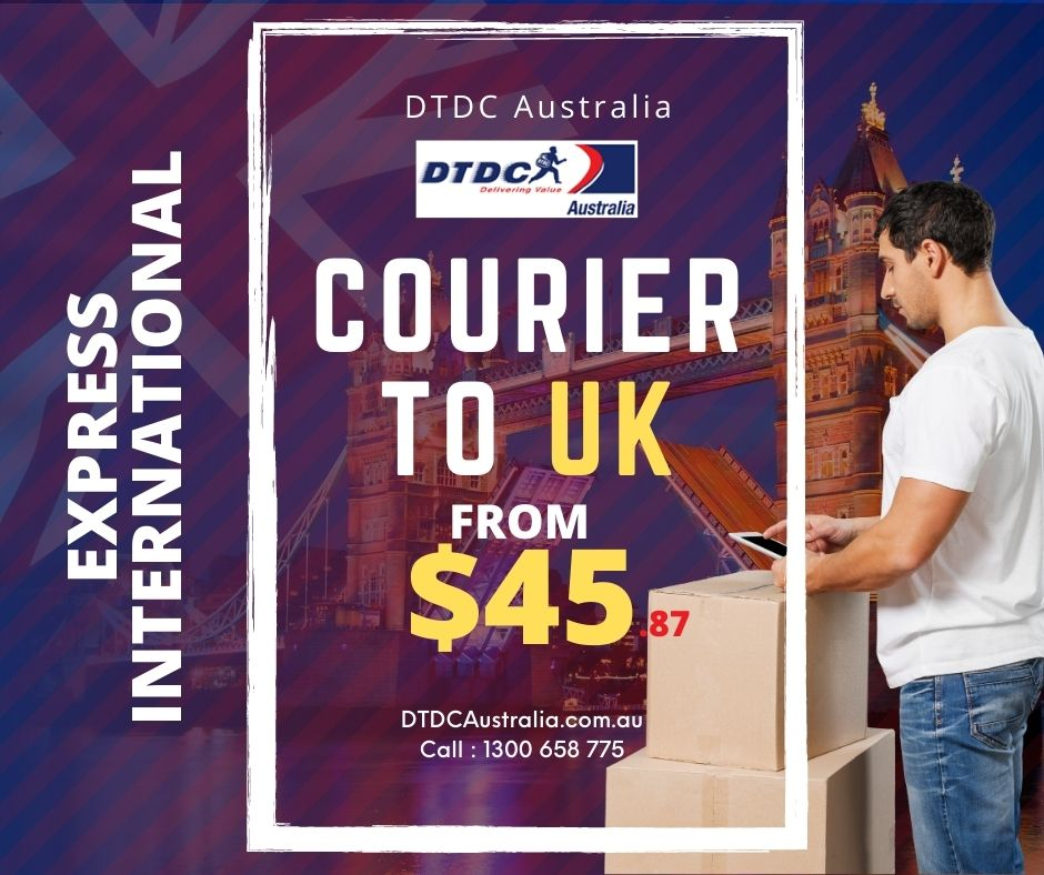 Courier to UK