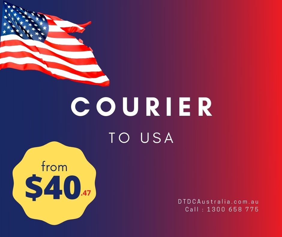 Courier To USA