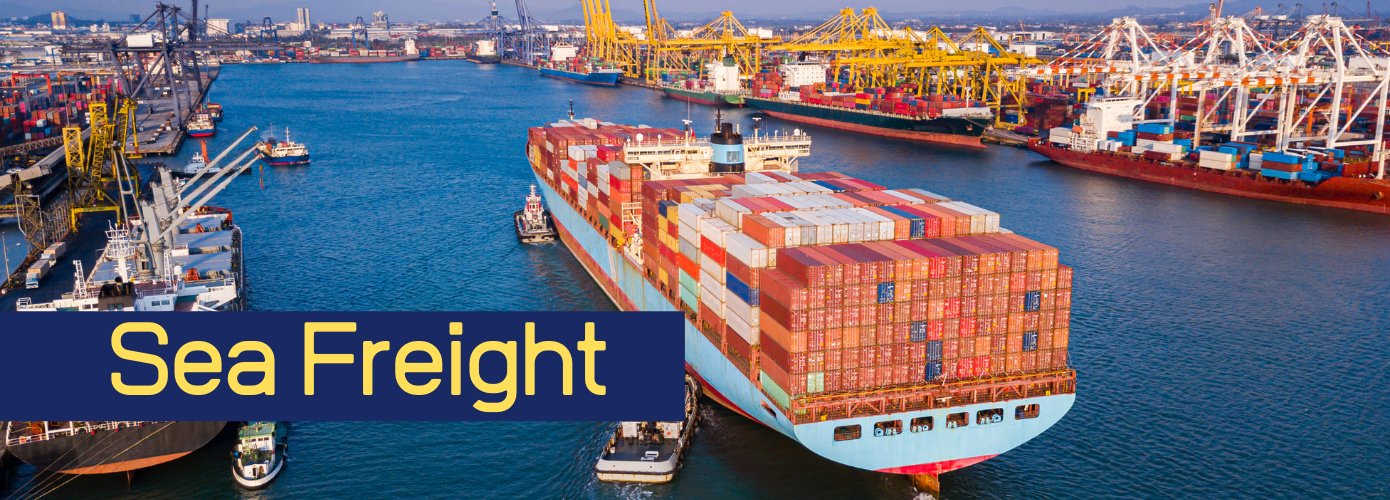 Courier To Cambodia - Sea Freight