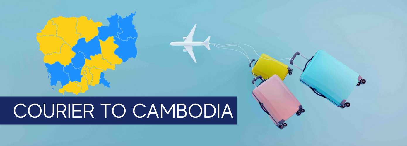 Courier To Cambodia