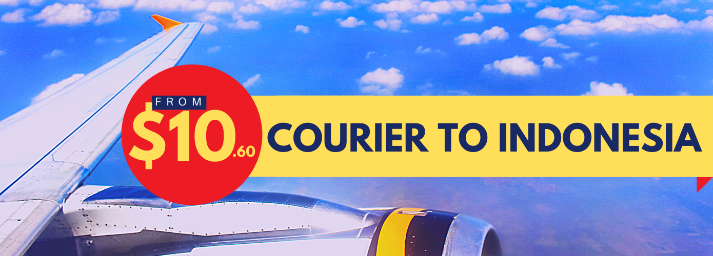 Courier To Indonesia