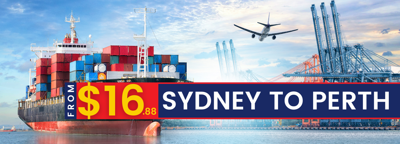 Sydney To Perth Courier